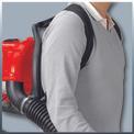 Benzin-Rückenlaubbläser GC-PB 33 Detailbild ohne Untertitel 3