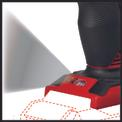 Akkus fúró-csavarozó TE-CD 18 Li Brushless-Solo Detailbild ohne Untertitel 4