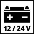 Starthilfekabel BT-BO 25/1 A VKA 1