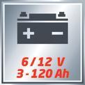 Cargador de batería CC-BC 4 M VKA 1