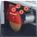 Steintrennmaschine TE-SC 570 L Detailbild ohne Untertitel 2