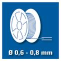 Schutzgas-Schweissgerät BT-GW 150 VKA 2