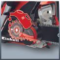 Benzin-Kettensäge GC-PC 1335 I TC Detailbild ohne Untertitel 6