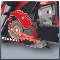 Motoferastrau GC-PC 1335 TC Detailbild ohne Untertitel 6