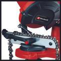 Cordless Chain Sharpener GE-CS 18 Li-Solo Detailbild ohne Untertitel 2