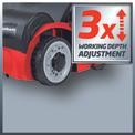 Elektromos gyeplazító-szellőztető GC-SA 1231 Detailbild ohne Untertitel 1