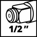 Cordless Impact Driver TE-CW 18Li BL;Brushless - Solo VKA 3