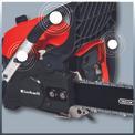 Motoferastrau GC-PC 1235 I Detailbild ohne Untertitel 2