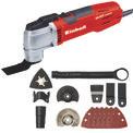 Multifunctional Tool TE-MG 300 EQ Lieferumfang (komplett) 1