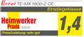 Festék és malter keverő TE-MX 1600-2 CE Testmagazin - Logo (oeffentlich) 1