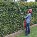 Electric Pole Hedge Trimmer GC-HH 9048 Einsatzbild 1