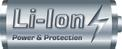 Akkus fűnyíró GE-CM 33 Li Kit Logo / Button 1
