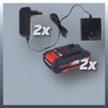 Akku-Rasenmäher GE-CM 33 Li Kit Detailbild ohne Untertitel 5