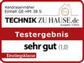 Hand-Rasenmäher GE-HM 38 S Testmagazin - Logo (oeffentlich) 1