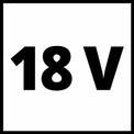 Avvitatore a percussione a batteria TE-CI 18 Li Brushless-solo VKA 1