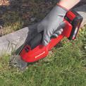 Forbici per erba e cespugli a batteria GE-CG 18 Li - Solo Einsatzbild 1