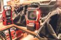 Radio a batteria TE-CR 18 Li-Solo Einsatzbild 1