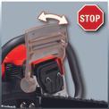 Benzines láncfűrész GC-PC 2040 I Detailbild ohne Untertitel 4