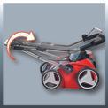 Akku-Vertikutierer-Lüfter GE-SC 35/1 Li - Solo Detailbild ohne Untertitel 1
