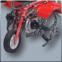 Benzin-Bodenhacke GC-MT 1636/1 Detailbild ohne Untertitel 1