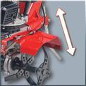 Benzin-Bodenhacke GC-MT 1636/1 Detailbild ohne Untertitel 3