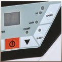 Lokales Klimagerät MK 2300 E Detailbild ohne Untertitel 4