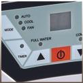 Lokales Klimagerät MK 2600 E Detailbild ohne Untertitel 3