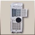 Lokales Klimagerät MK 2600 E Detailbild ohne Untertitel 5