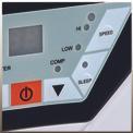 Lokales Klimagerät MK 2600 E Detailbild ohne Untertitel 4