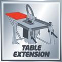 Asztali körfűrész TC-TS 2031 U VKA 1
