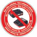 Akku-Bodenhacke GE-CR 30 Li - Solo Logo / Button 1