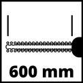 Elektromos sövényvágó GE-EH 6560 VKA 1