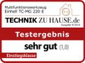 Multifunkciós szerszám TC-MG 220 E Testmagazin - Logo (oeffentlich) 1