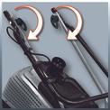 Tagliaerba elettrico GC-EM 1030/1 Detailbild ohne Untertitel 4