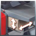 Stationäre Hobelmaschine TC-SP 204 Detailbild ohne Untertitel 2