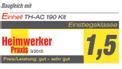 Compresor kit TC-AC 190/8 Kit Testmagazin - Logo (oeffentlich) 1