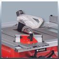 Asztali körfűrész TE-CC 2025 UF Detailbild ohne Untertitel 8