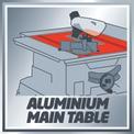 Asztali körfűrész TE-TS 2025 UF VKA 3