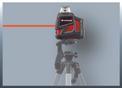 Keresztvonal-lézer TE-LL 360 Detailbild ohne Untertitel 4