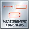 Lézeres távolságmérő TC-LD 25 VKA 1