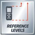 Lézeres távolságmérő TC-LD 25 VKA 2