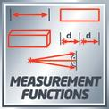 Laser-Distanzmesser TC-LD 50 VKA 1