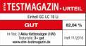 Seghe a catena a batteria GC-LC 18 Li Testmagazin - Logo (oeffentlich) 1