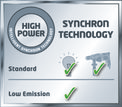 Áramfejlesztő (benzines) TC-PG 1000 Logo / Button 1