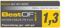 Elektromos sövényvágó GC-EH 6055 Testmagazin - Logo (oeffentlich) 2