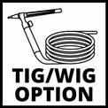 Inverteres hegesztőgép TC-IW 150 VKA 3