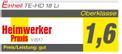 Akku-Bohrhammer TE-HD 18 Li Kit Testmagazin - Logo (oeffentlich) 2