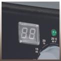 Heißluftgenerator (Diesel) DHG 360 Detailbild ohne Untertitel 2