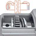 Bohrhammer TH-RH 1600 Detailbild ohne Untertitel 1