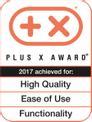 Cordless Lawn Mower GE-CM 36 Li Kit (2x3,0Ah) Testmagazin - Logo (oeffentlich) 1